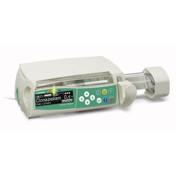 Модульная инфузионная система B.Braun Perfusor® Space
