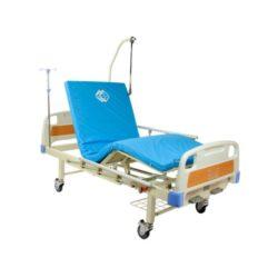 Кровати медицинские металлические
