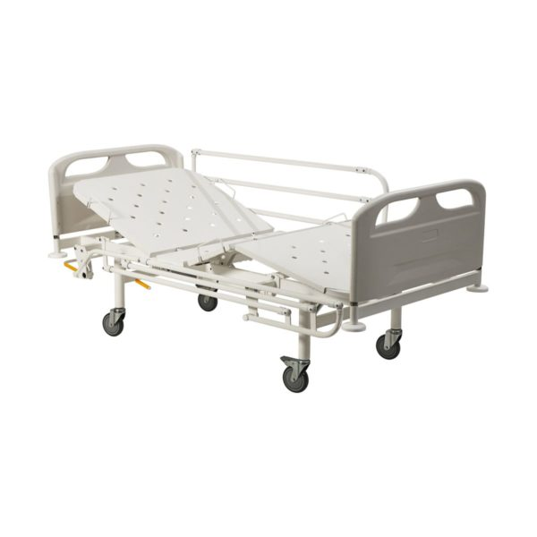 Кровать медицинская функциональная трехсекционная КФЗ-01-«МСК»