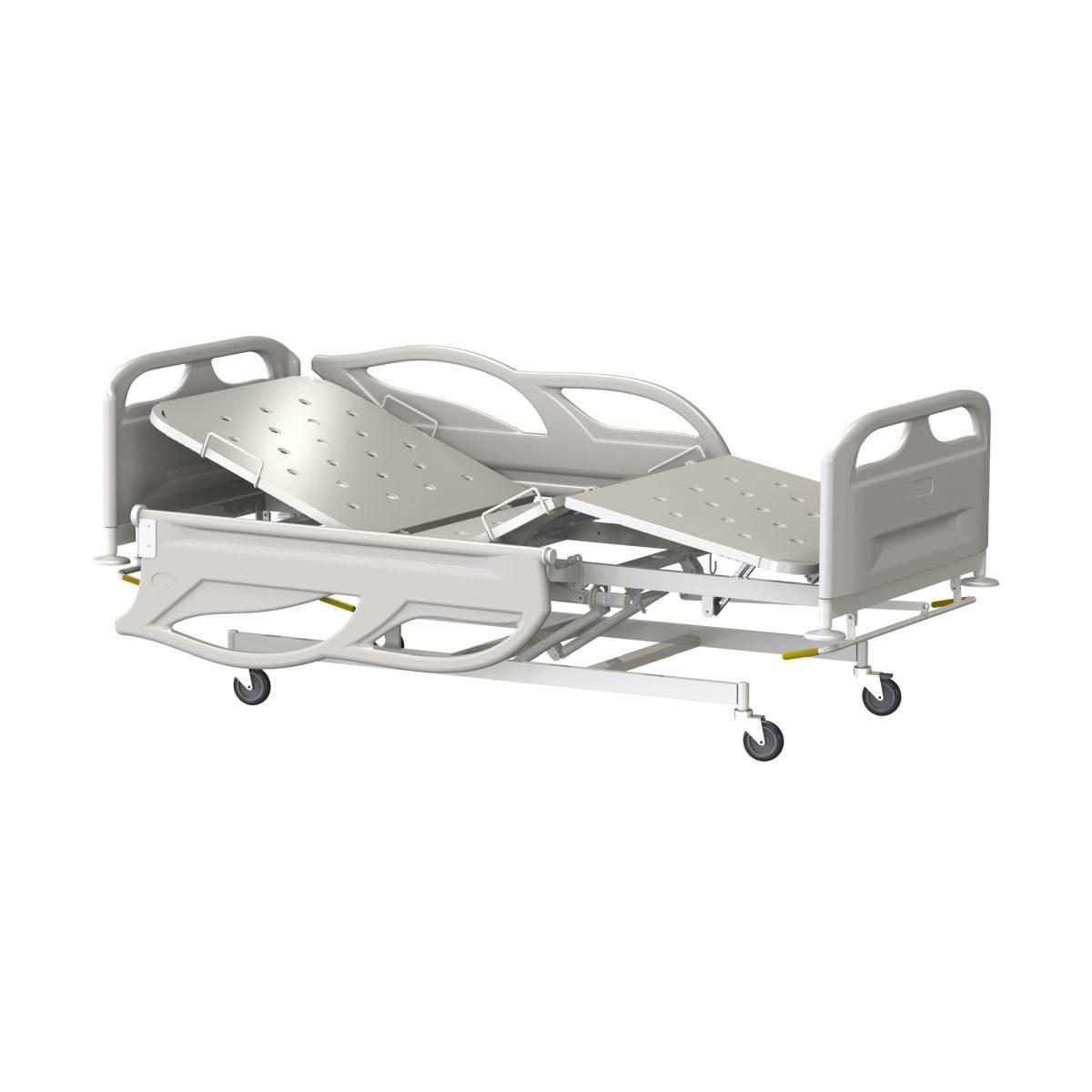 Кровать медицинская функциональная трёхсекционная КМФТ145-«МСК»