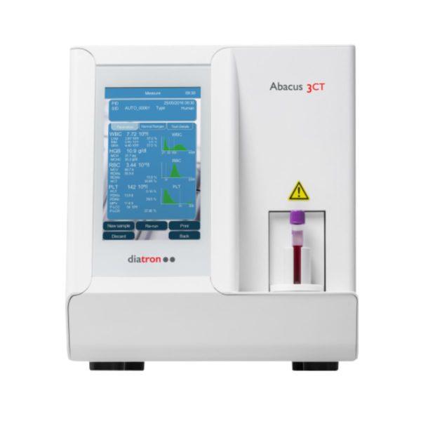 Автоматический гематологический анализатор Abacus 3 (СТ)