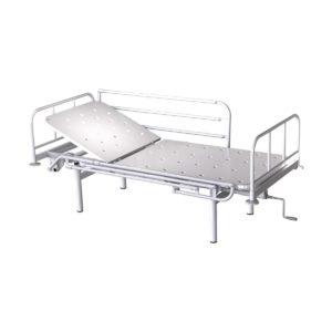 Кровать общебольничная с подголовником КФО-01-«МСК»