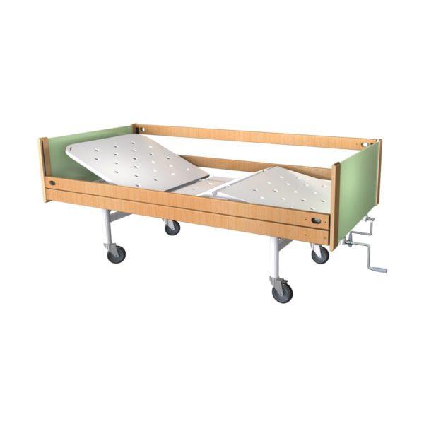 Кровать медицинская функциональная трехсекционная КФ3-01-«МСК»